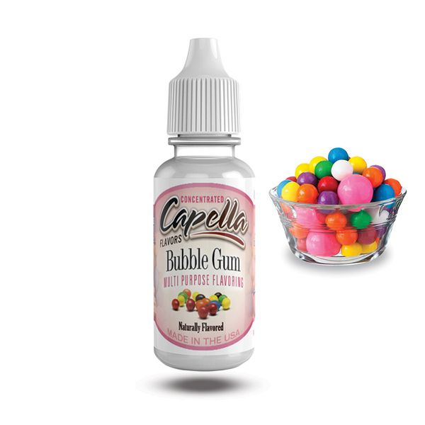 Capella maitsestaja Bubble Gum 13ml