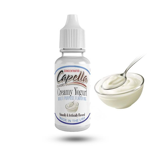 Capella maitsestaja Creamy Yogurt 13ml