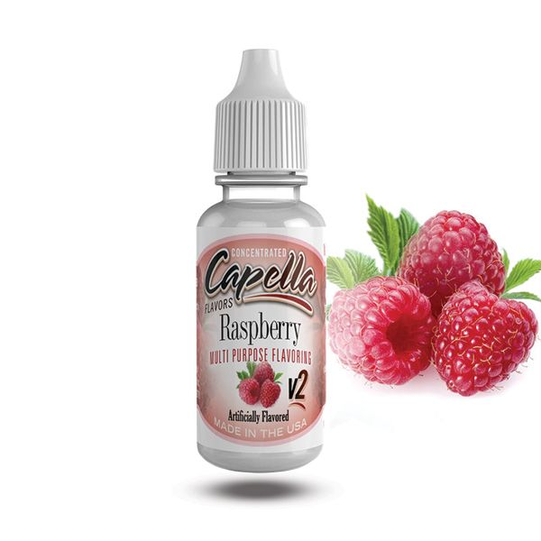 Capella maitsestaja Raspberry V2 13ml