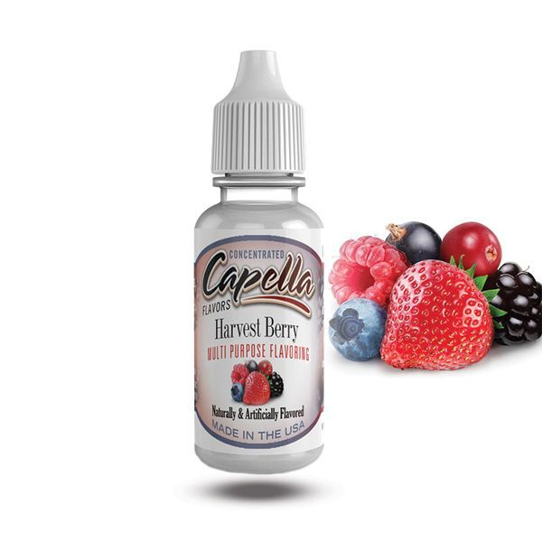 Capella maitsestaja Harvest Berry 13ml