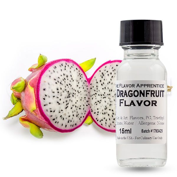 The Flavor Apprentice maitsestaja Dragonfruit 15ml