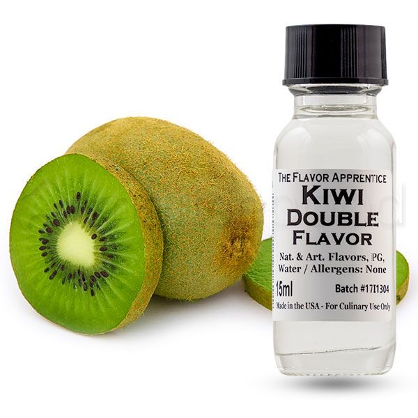 The Flavor Apprentice maitsestaja Double Kiwi 15ml