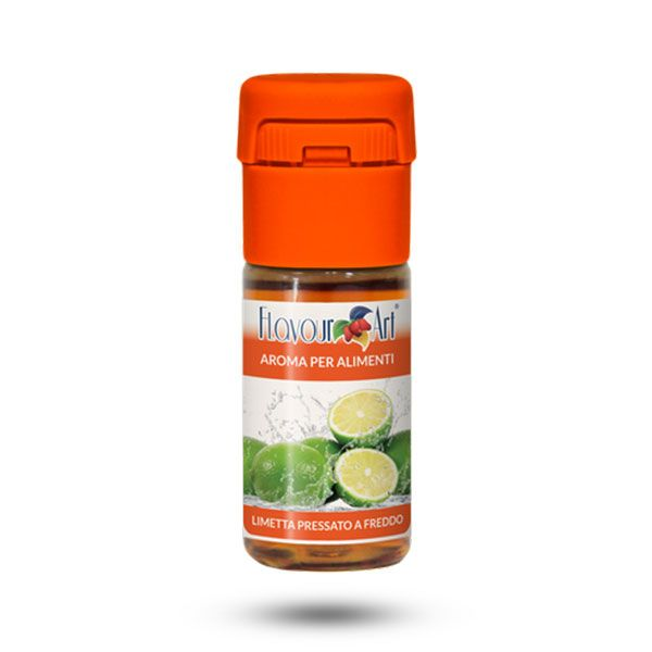 Flavourart maitsestaja Tahity Lime (cold pressed) 10ml