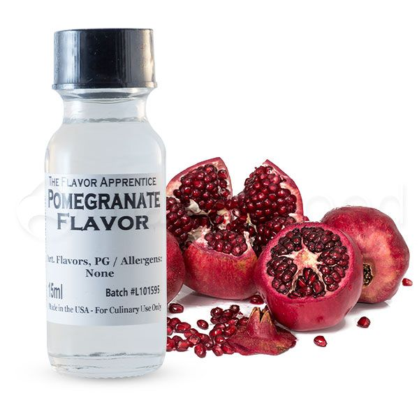 The Flavor Apprentice maitsestaja Pomegranate 15ml
