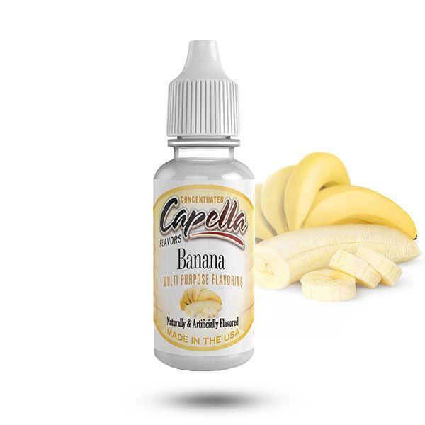 Capella maitsestaja Banana 13ml