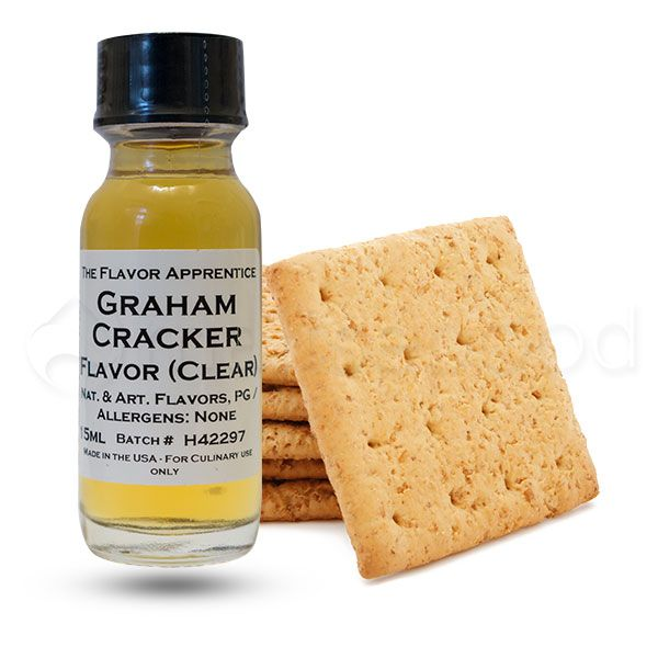 The Flavor Apprentice maitsestaja Graham Cracker 15ml