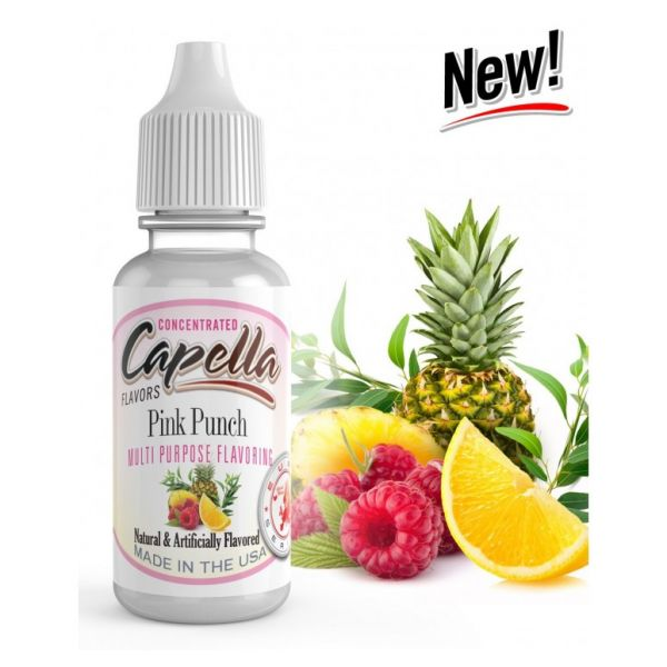Capella maitsestaja Pink Punch 13ml