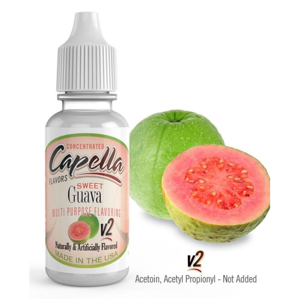 Capella maitsestaja Sweet Guava 13ml