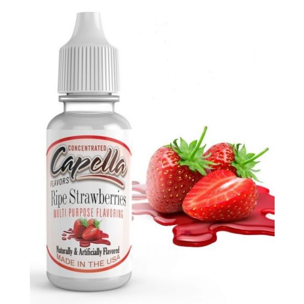 Capella maitsestaja Ripe Strawberries 118ml