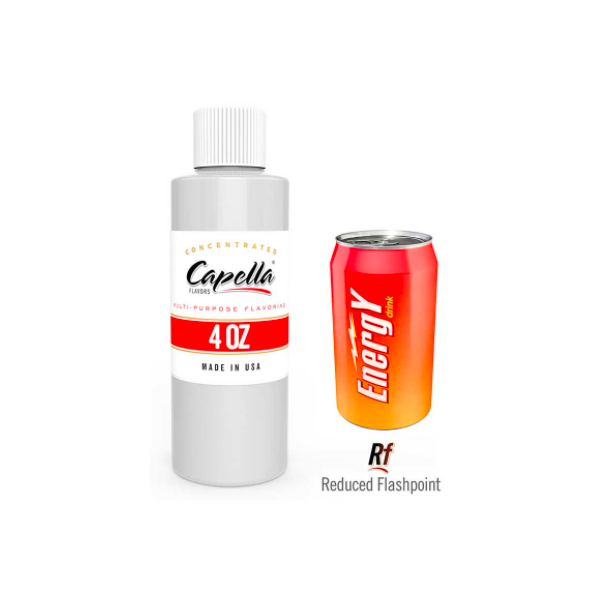 Capella maitsestaja Energy Drink 118ml