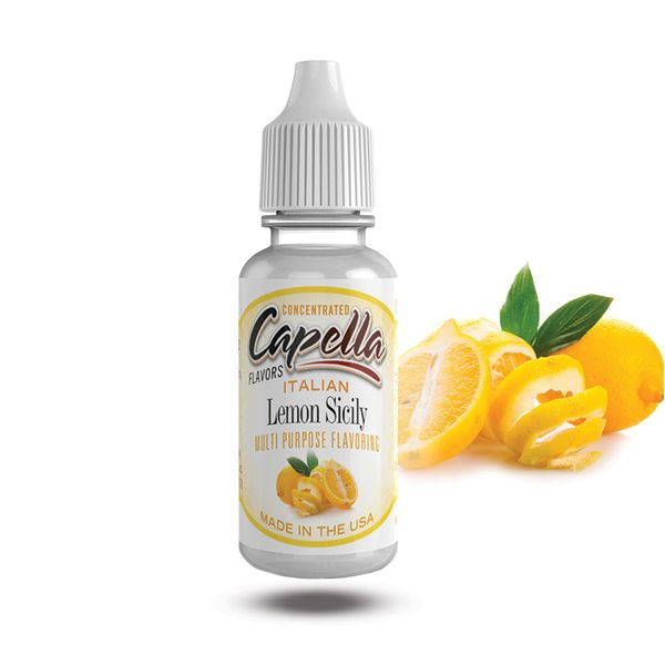 Capella maitsestaja Italian Lemon Sicily 13ml