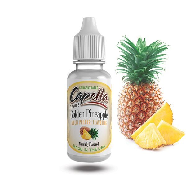 Capella maitsestaja Golden Pineapple 13ml
