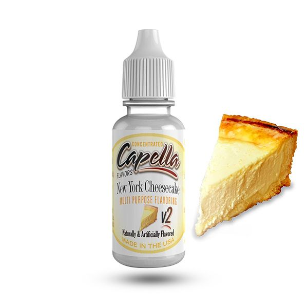 Capella maitsestaja New York Cheesecake v2 13ml