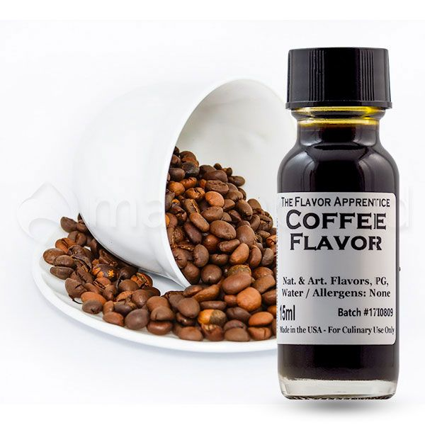 The Flavor Apprentice maitsestaja Coffee 15ml