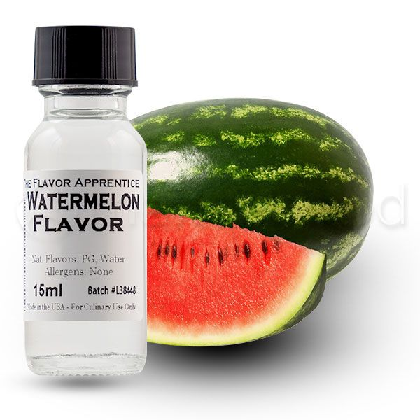 The Flavor Apprentice maitsestaja Watermelon 15ml