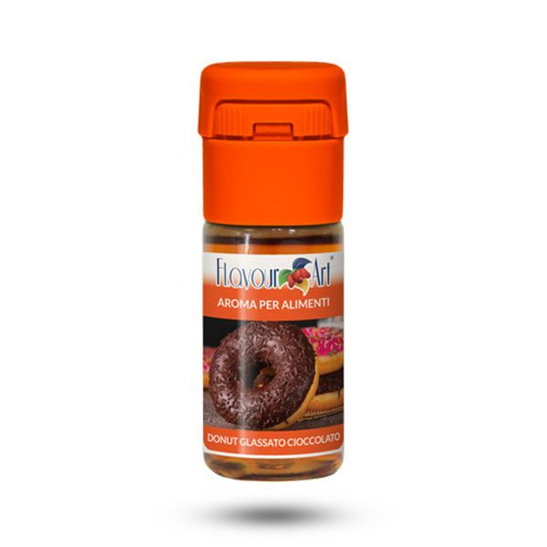 FlavourArt maitsestaja Chocolate Glazed Doughnut 10ml