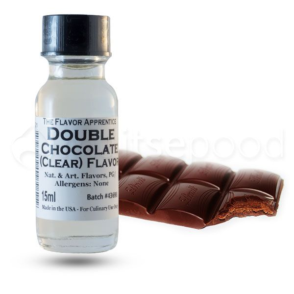 The Flavor Apprentice maitsestaja Double Chocolate 15ml