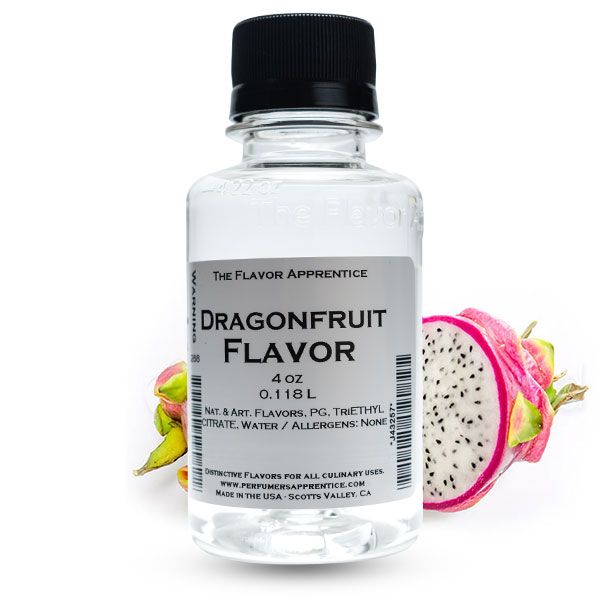 The Flavor Apprentice maitsestaja Dragonfruit 118ml
