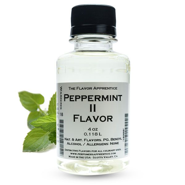 The Flavor Apprentice maitsestaja Peppermint II 118ml