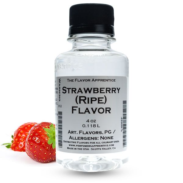 The Flavor Apprentice maitsestaja Ripe Strawberry 118ml