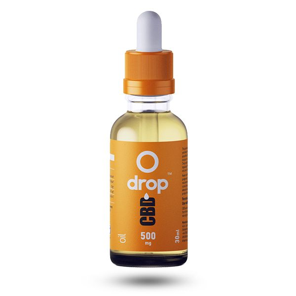 Kanepiõli Drop CBD REGULAR 30ml