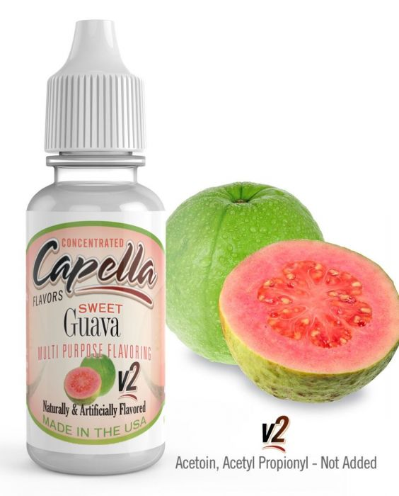 Capella maitsestaja Sweet Guava 13ml