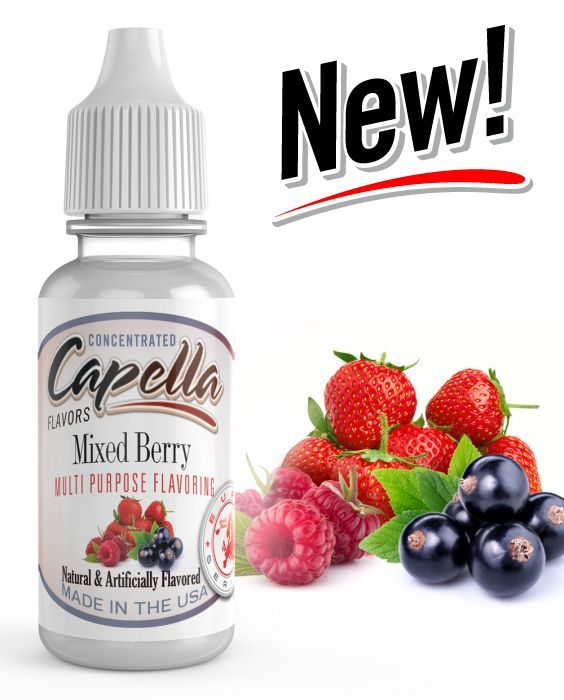 Capella maitsestaja Mixed Berry 13ml