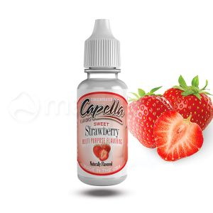 Capella maitsestaja Sweet Strawberry 13ml