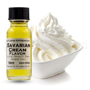 The Flavor Apprentice maitsestaja Bavarian Cream 15ml