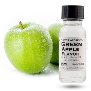 The Flavor Apprentice maitsestaja Green Apple 15ml