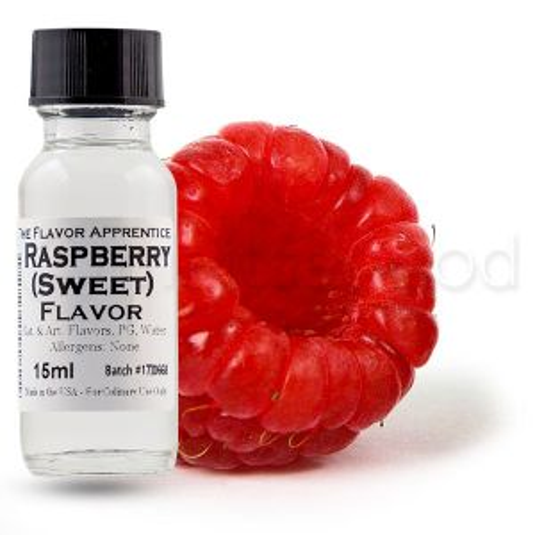 The Flavor Apprentice maitsestaja Sweet Raspberry 15ml